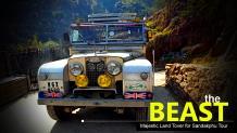 Sandakphu Land Rover Package Tour