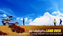 sandakphu phalut land rover tour package