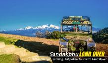 sandakphu tour with land rover booking