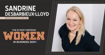 SANDRINE DESBARBIEUX-LLOYD: Epitomizing Proficient Leadership