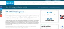 SAP Data Integrator Customers List