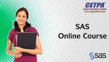 SAS Online Training   SAS Online Course & Certification   CETPA