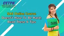 Job Oppourtunity After SAS Online Training at CETPA INFOTECH