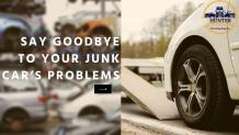 say goodbye to your car problem calling Top scrap car removal Canberra.