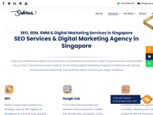 SEO Services & Digital Marketing Agency in Singapore [February 2021]