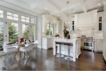 Hand Painted Kitchen Services London   Smart Builders & Decorators