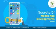 Secrets Of Mobile App Developments | Vxplore Technologies