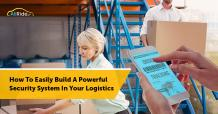 Secured Logistics With Mobile App For Logistics Companies