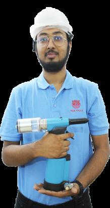 Pneumatic Tools Manufacturer & Supplier - PAT India