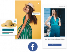 Sell on Facebook with FB Shop Online Integration -Builderfly
