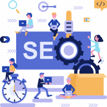 Raise Traffic of your Website with SEO | First DigiAdd