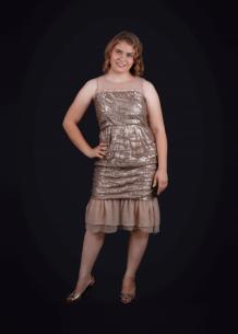 Buy Trendy Women Cocktail dresses Online | Bhagyasattire