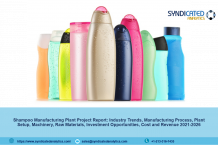 Shampoo Manufacturing Project Report 2021: Plant Setup, Industry Trends, Manufacturing Process, Business Plan, Cost and Revenue, Raw Materials, Machinery Requirements, 2026 – Syndicated Analytics – Stillwater Current