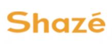 Shaze Coupon Code
