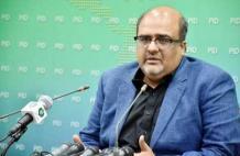 Shahzad Akbar refuses to answer questions of Justice Qazi Faiz Issa