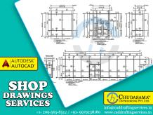 Shop Drawings Services | Glazing Shop Drawing Services