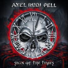 Sign of times lyrics, tracklist and info - Axel Rudi Pell album