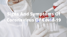 What Are The 12 Early Signs And Symptoms Of Coronavirus Or Covid-19
