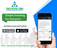 Track Mutual Funds - Mutual Fund Investment Mobile App