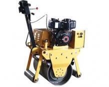 Walk Behind Roller   Double Drum Vibratory Roller Manufacturer Price