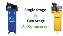Two Stage Vs. Single Stage Air Compressor - Which One is Best - Best Product Hunter