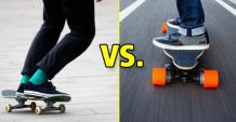 Skateboard vs Longboard - Best Product Hunter