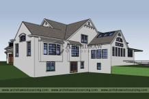 SketchUp Modeling Services - PDF to skp, CAD to SketchUp