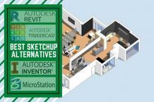 SketchUp Alternatives 2021 | SketchUp Alternatives & Competitors