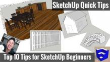 10 Sketchup Tips Every Modeler Should Know | SketchUp Blog