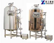 Home Beer Brewing Machine Price | YG Beer Brewing Equipment for Sale