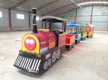 Small Trains for Parks - Trackless & Track Train Manufacturer - Beston