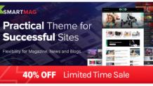 SmartMag – Premium News & Magazine WordPress Themes by ThemeSphere