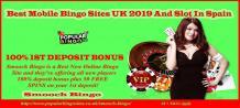 Best Mobile Bingo Sites UK 2019 | New Online Slot Sites