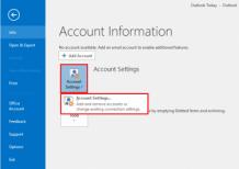 So verwenden und konfigurieren Sie ein freigegebenes Postfach in Outlook - NoProb IT