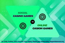 social casino different from online casino