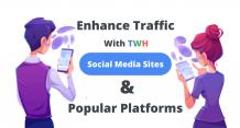 Social Media Sites 2021: List of 30 Popular Platforms -TWH