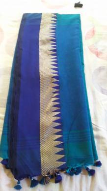 Buy 100% Original Soft Khadi Handloom Sarees Online from Ayanna Sarees