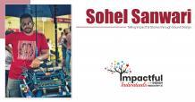 Sohel Sanwari: Telling Impactful Stories through Sound Design