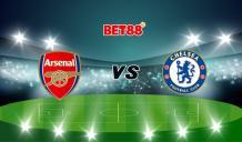 Soi kèo Arsenal vs Chelsea, 00h30 - 27/12