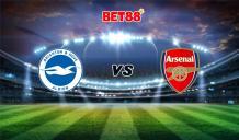 Soi kèo Brighton vs Arsenal, 01h00 - 30/12