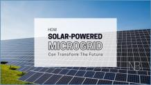 How Solar Powered Microgrids Can Change the Future