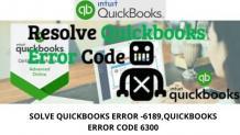 quickbooks error -6189,6300