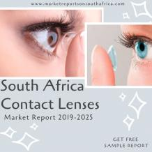 south africa contact lenses market research report