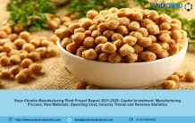 Soya Chunks Manufacturing Plant Cost 2021-2026: Project Report , Industry Trends, Plant Setup, Cost and Revenue   Syndicated Analytics – Stillwater Current