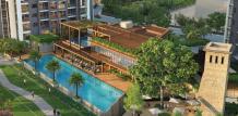 Shapoorji Pallonji   Parkwest luxury apartments