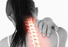 Sprain of the Cervical Spine