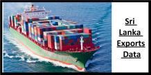 Sri Lanka Export Data