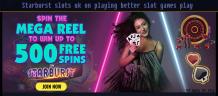Starburst slots uk on playing better slot games play
