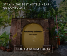 Stay In The Best Hotels Near US Consulate Chennai