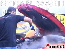 Steam Car Wash and car Detailing